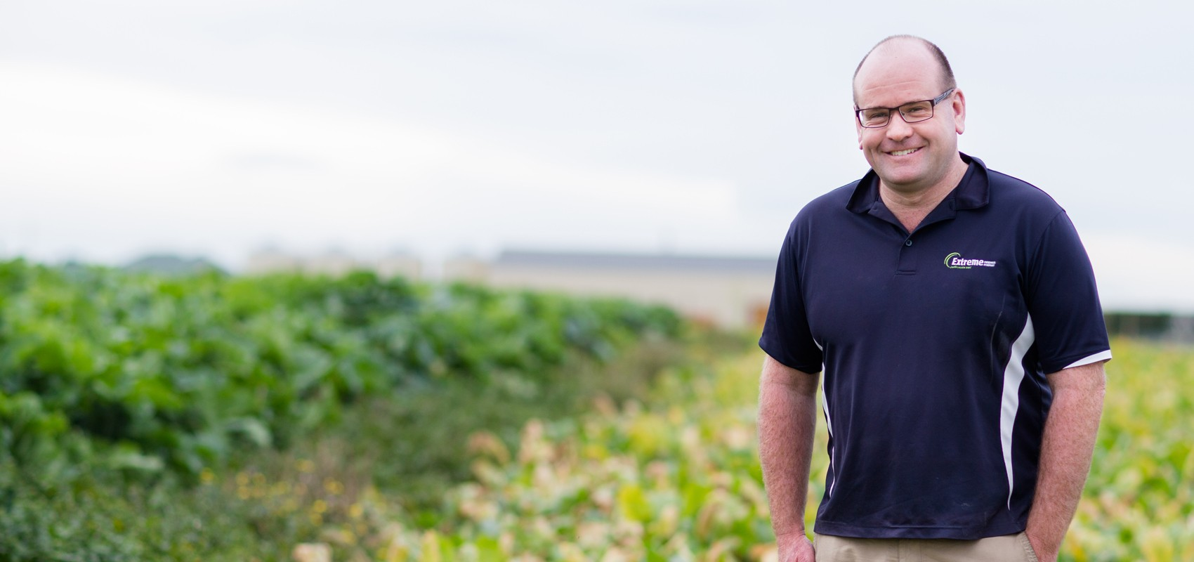Andy Dumbleton, PGG Wrightsons Seeds