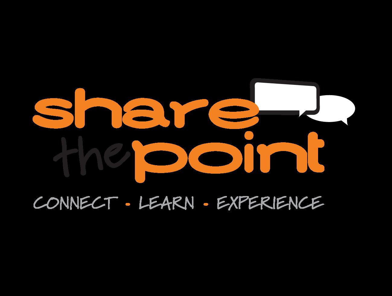 ShareThePoint logo